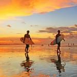 Surf in Kuta